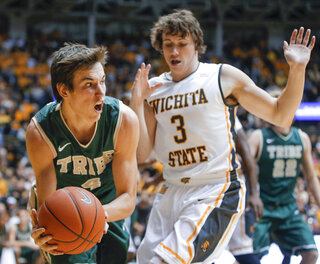 William Mary Wichita St Basketball