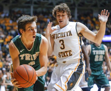 William Mary Wichita St Basketball