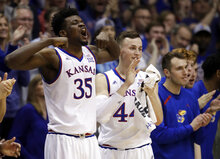 Udoka Azubuike, Mitch Lightfoot