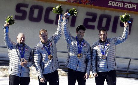 Doping Medal Upgrades