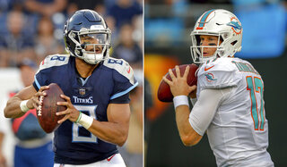 Dolphins Titans Preview Football