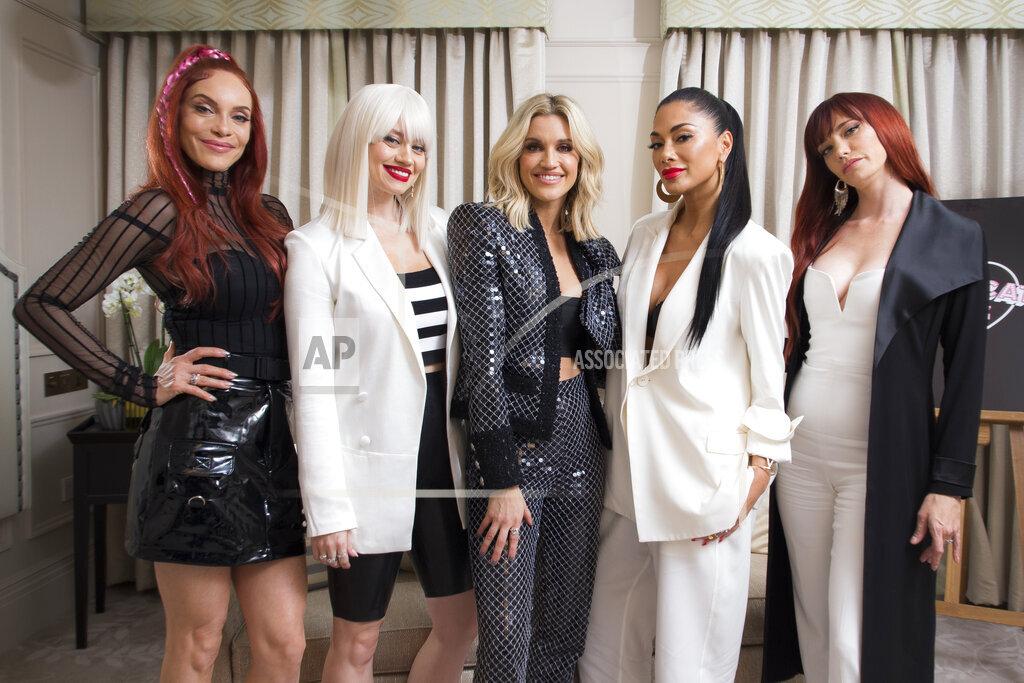 Britain Pussycat Dolls Interview