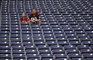Falcons Texans Football
