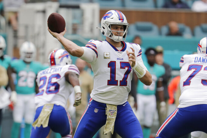 Buffalo Bills at Miami Dolphins 11/17/2019