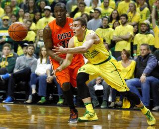 Oregon St Oregon Basketball