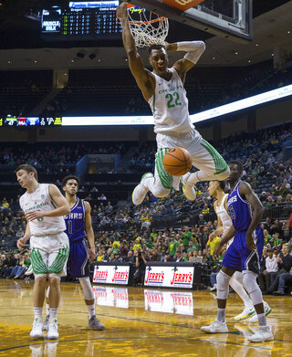 Cent Arkansas Oregon Basketball