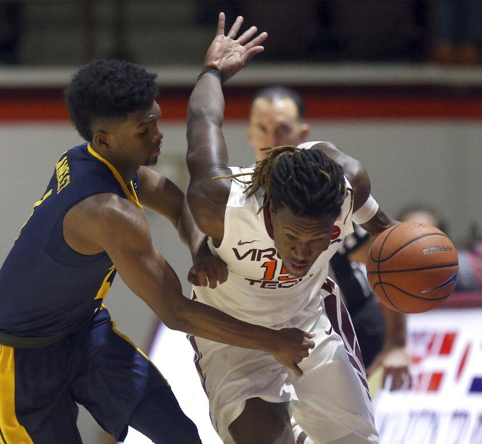 North Carolina AT Virginia Tech Basketball