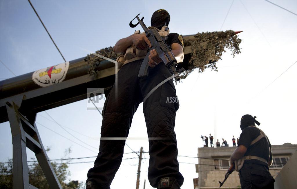 Palestinians Islamic Jihad