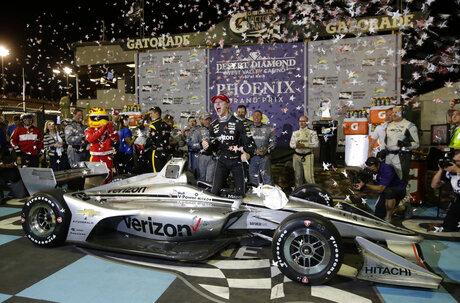 IndyCar Phoenix Auto Racing