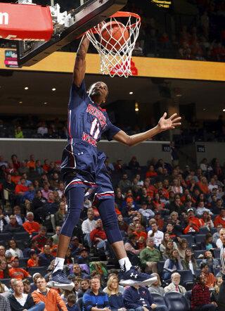 Robert Morris Virginia Basketball