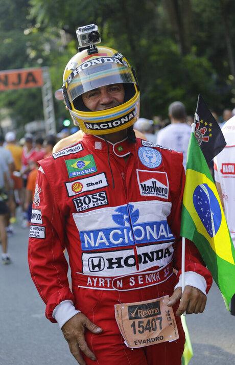 Brazil Sao Silvestre Race