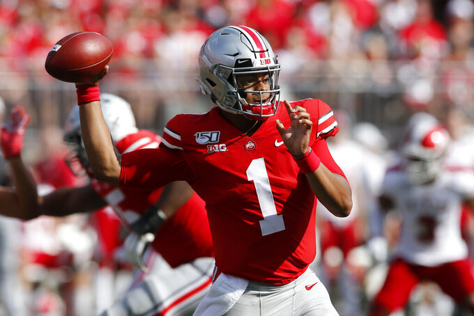 No. 5 Ohio State prepares for biggest test yet vs. Nebraska