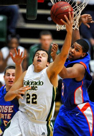 Boise St Colorado St Basketball