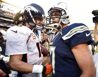 Peyton Manning, Philip Rivers