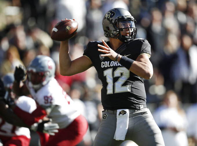 Minshew leads No. 10 Washington State past Colorado 31-7
