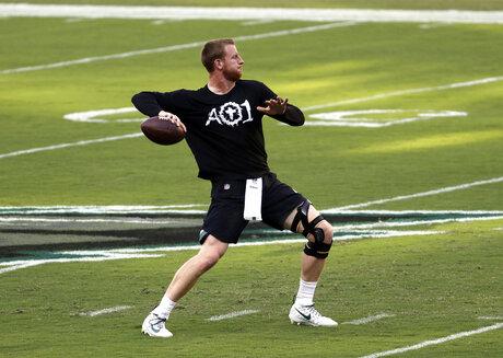 Colts Eagles Football