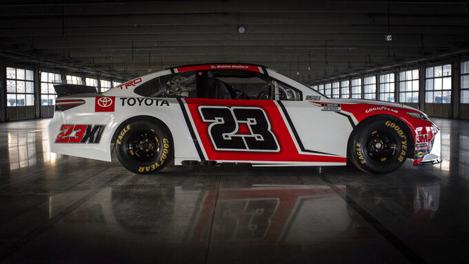 Michael Jordan's NASCAR team partners with Gibbs, Toyota