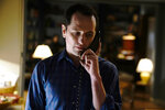 This image released by FX shows Matthew Rhys in a scene from