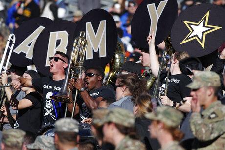 Army band celebrates