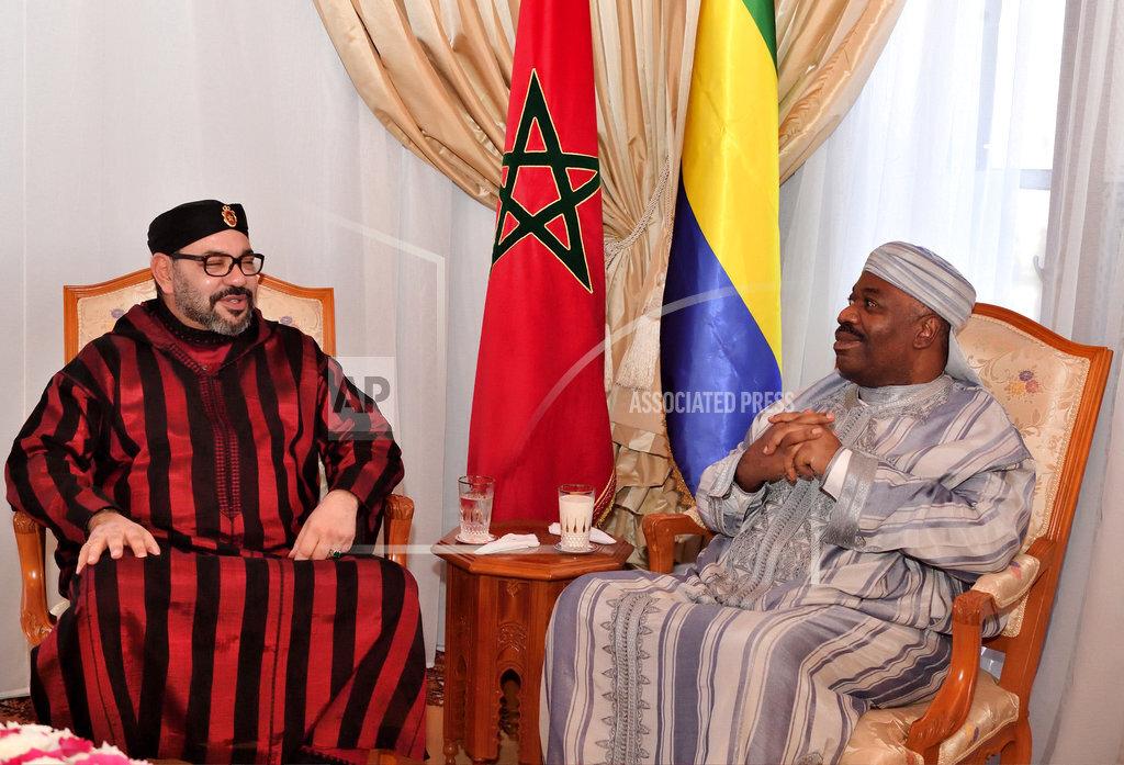 Morocco Gabon President