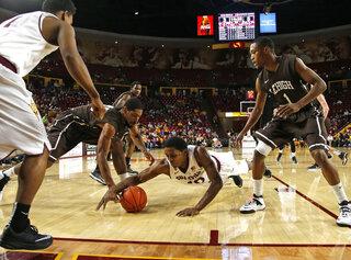 Lehigh Arizona St Basketball