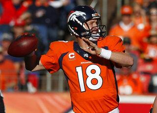 Bills Broncos Football