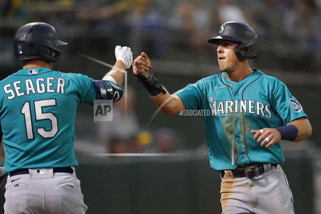 Mariners Athletics Baseball