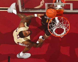 Winthrop Florida St Basketball
