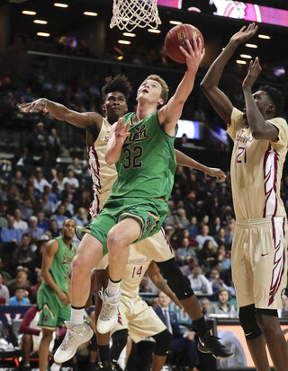ACC Notre Dame Florida State Basketball