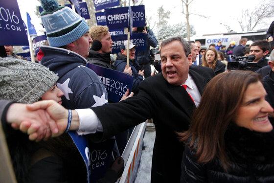 GOP 2016 Christie