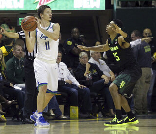 Florida Gulf Coast Baylor Basketball