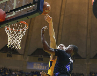 Buffalo West Virginia Basketball