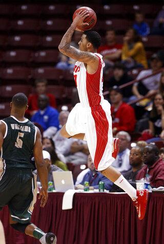 New Mexico UAB Basketball