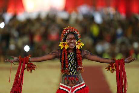 Brazil Indigenous Beauty