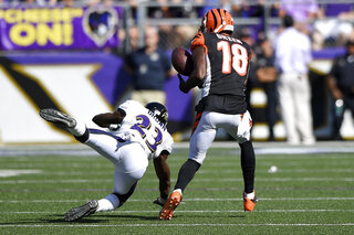 A.J. Green, Chykie Brown