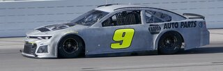NASCAR Tire Testing Auto Racing