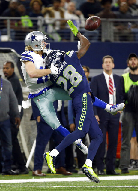 Justin Coleman, Cole Beasley