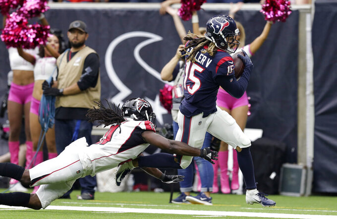 Struggling Falcons won't have CB Trufant (toe) vs Cardinals