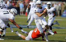 Virginia Tech Old Dominion Football