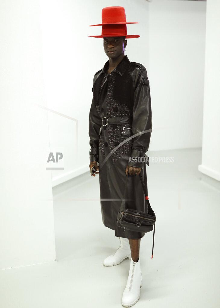 Street Style - London Fashion Week February 2020