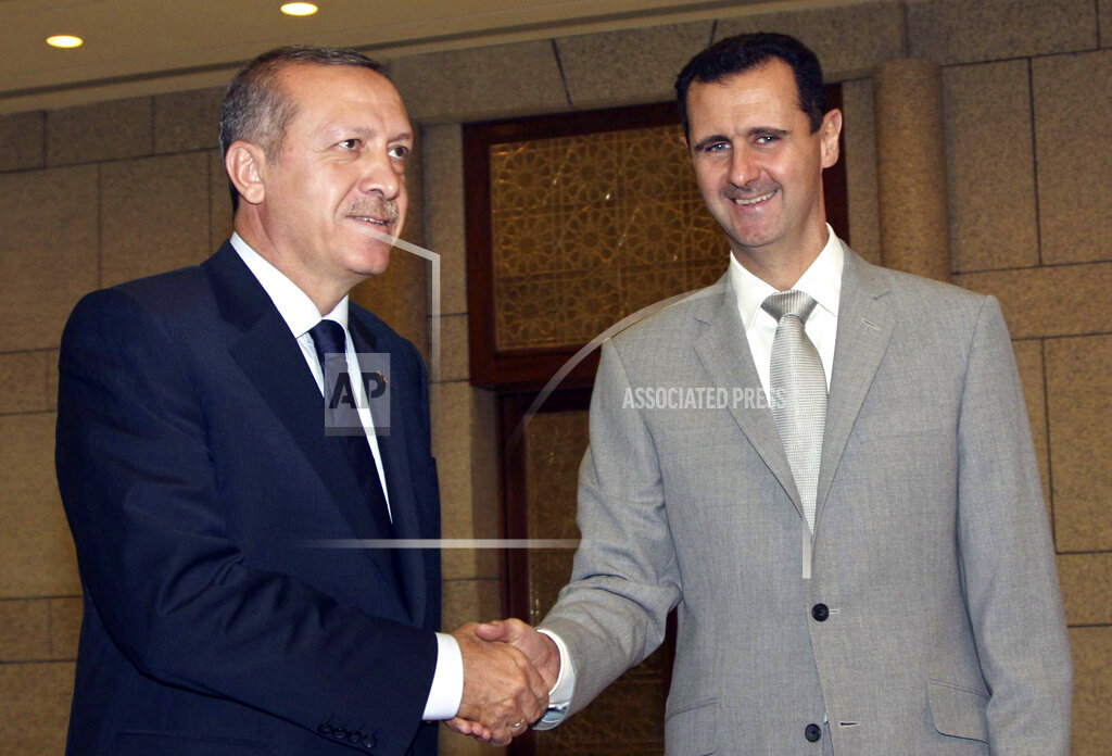 Mideast Syria Turkeys Role