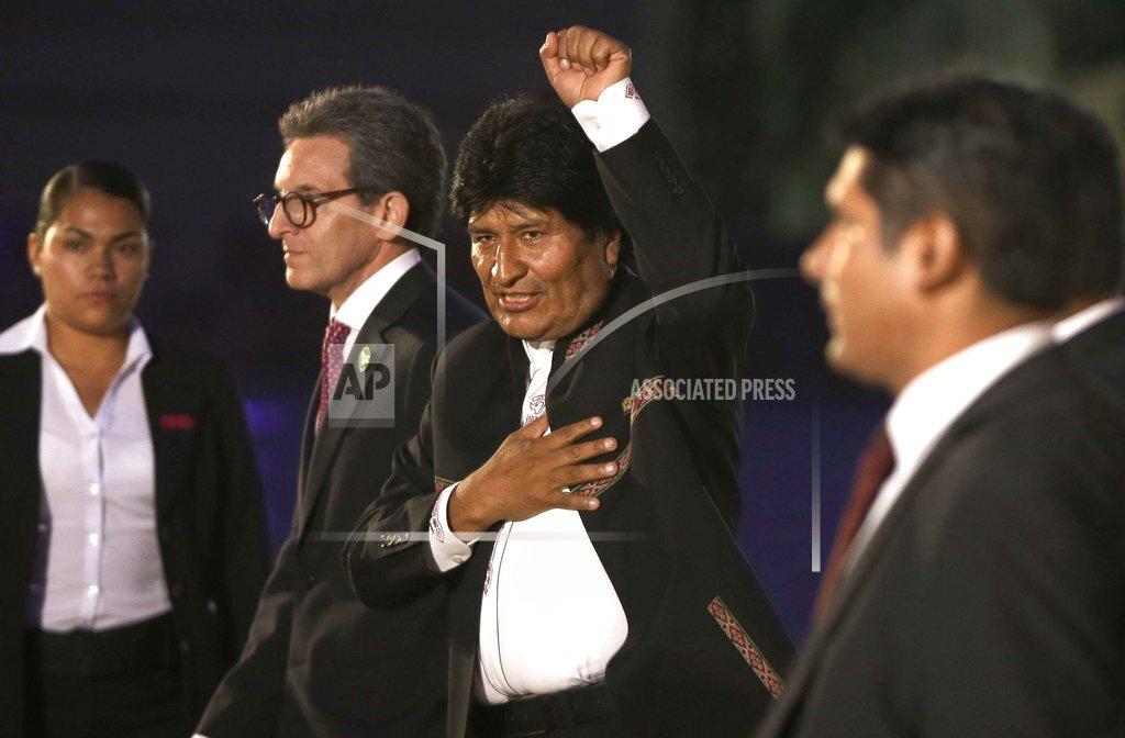 Peru Americas Summit