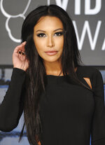 FILE - Actress Naya Rivera, from the Fox series