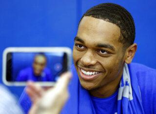 Kentucky Media Day Basketball
