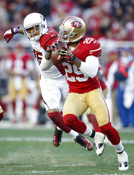 Chris Culliver, Michael Floyd