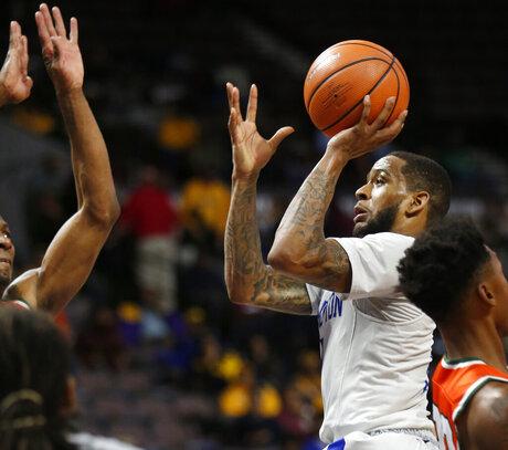 MEAC Florida A M Hampton Basketball