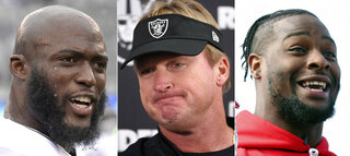 Pick 6 Biggest Disappointments Football