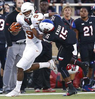 Texas Texas Tech Football
