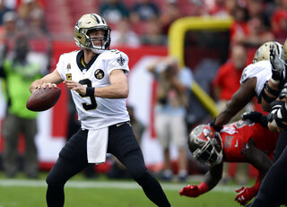 Saints Buccaneers Football