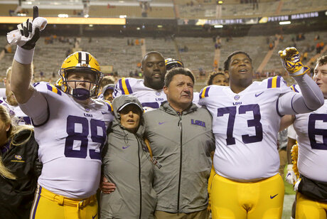 LSU at Tennessee Football 0032
